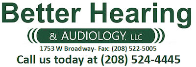 Better Hearing & Audiology, LLC Online Payment