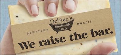 Debbie's Handmade Soap Online Payment