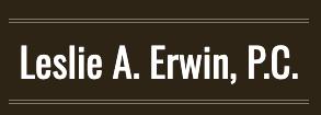 Leslie A. Erwin, P.C. Payments