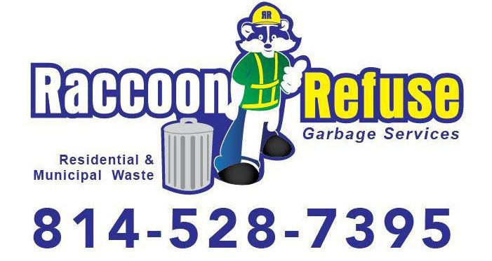 Raccoon's Refuse Garbage Services Online Payment