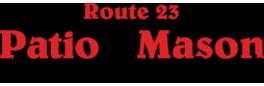 Route 23 Patio & Mason Center Online Payment