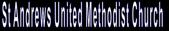 St Andrews United Methodist Church Donations