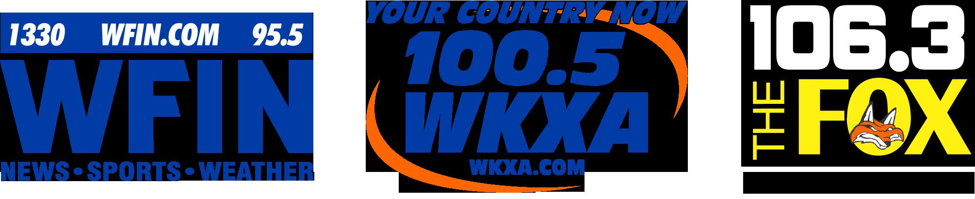 WFIN WKXA 1063 THE FOX Online Payment |